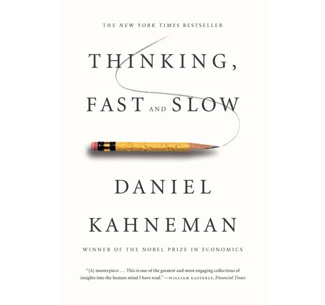 THINKING, FAST AND SLOW | DANIEL KAHNEMAN