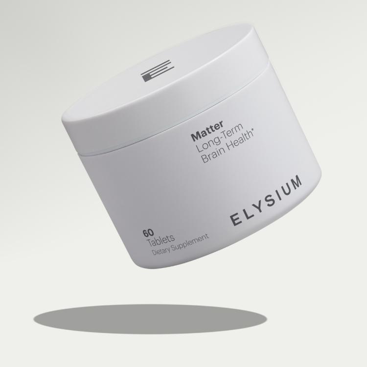 Matter Long-Term Brain Health* | ELYSIUM